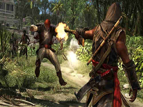 Assassin Creed Freedom Cry Black Flag Game Free Download