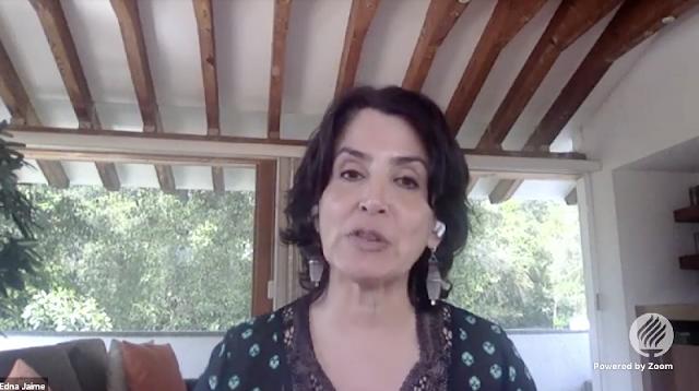 Edna Jaime, directora de México Evalúa