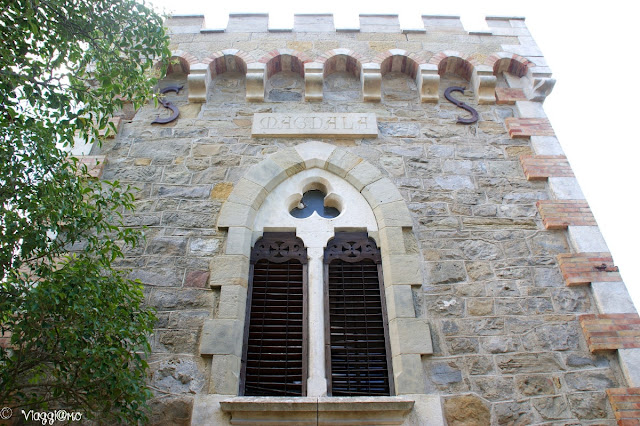 La Torre Magdala a Rennes le Chateau