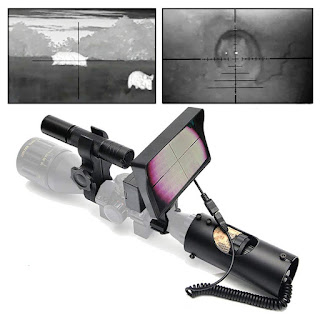 DIY night vision scope