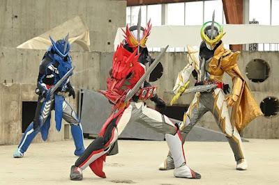 Kamen Rider Saber Final Episode Preview