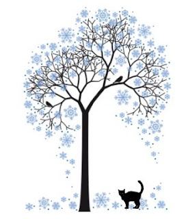 Winter Pet Parade Divider ©BionicBasil®