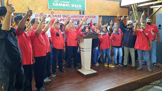 Para Kader PDIP Membelot, Gerindra juga Demokrat Bangga Terima Dukungan, 'Ketika Hati Nurani Bicara'