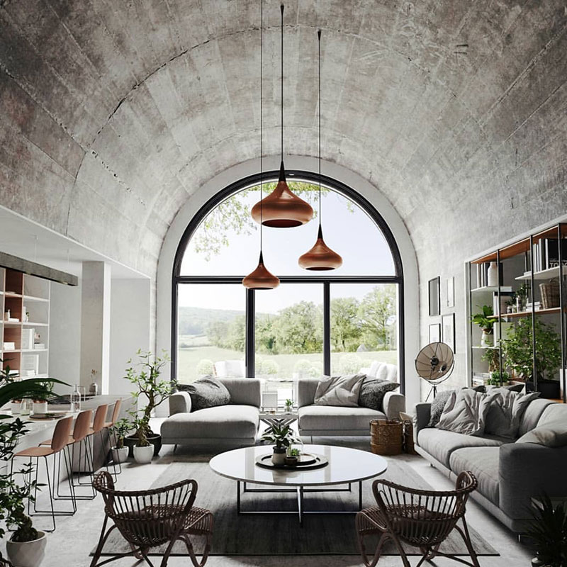 Décor Inspiration: A Few Inspiring Interiors We Love Lately