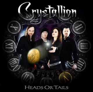 """Ο δίσκος των Crystallion """"Heads or Tails"""""""