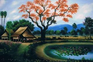 danau zaman dahulu