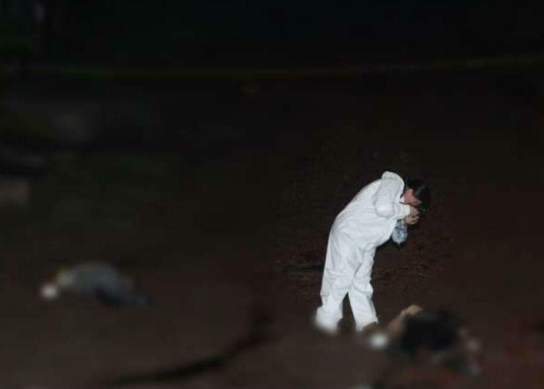 Grupo armado ejecutan a cuatro personas en Culiacán