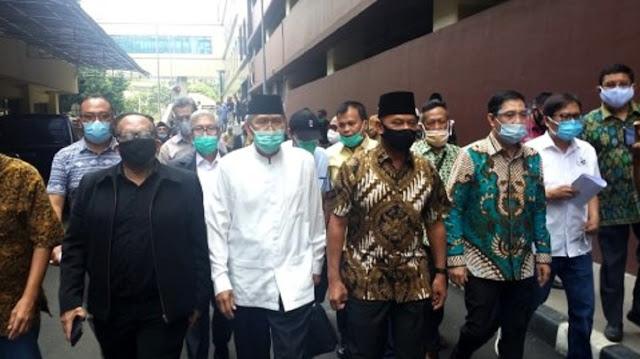 Jendral Gatot Nurmantyo cs Ditolak Masuk Bareskrim Polri, Sempat Adu Mulut dengan Polisi