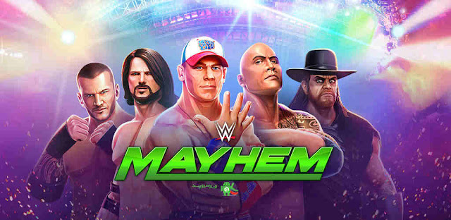 WWE Mayhem Unlimited Gold And Cash
