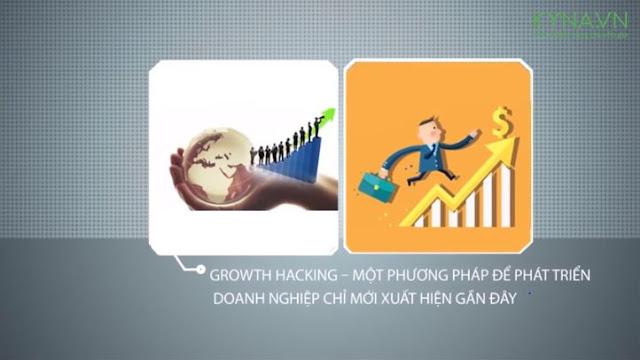 Khóa học Growth Hacking – Chiến lược cá chép hóa rồng cho doanh nghiệp