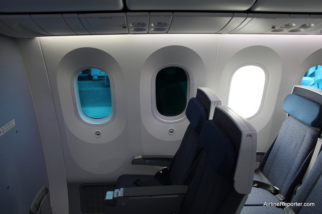 A350 Xwb News Airbus Considers Offering Dimmable Windows