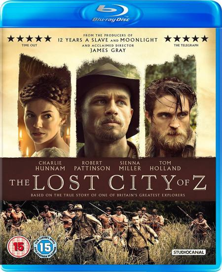 The Lost City of Z (2016) BluRay 720p Dual Audio In [Hindi English] Download