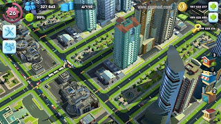 Download SimCity BuildIt v1.4.3.28483 Mod Apk