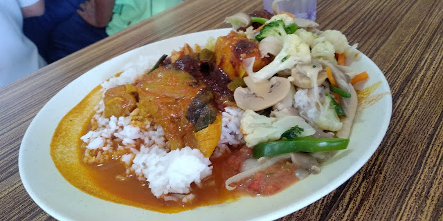 Cargas Cafe, nasi kandar sedap di Bayan Lepas, Nasi kandar sedap di Pulau Pinang, nasi kandar paling sedap, sedapnya nasi kandar di Cargas Cafe, nasi kandar top di Pulau Pinang, Nasi Kandar Cargas Cafe Sedap Macam Dulu Jugak,Cargas Kafe