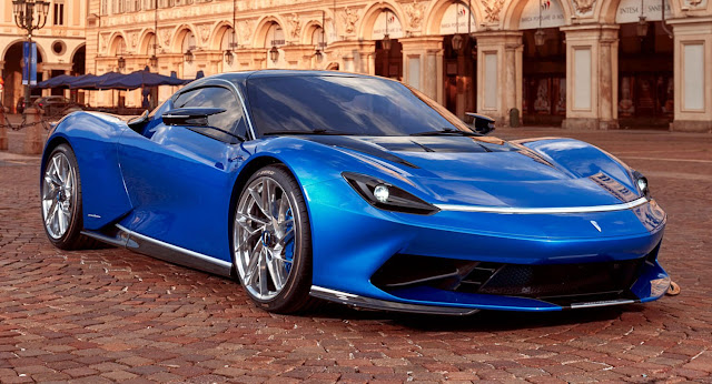 Electric Vehicles, New Cars, Pininfarina, Pininfarina Battista