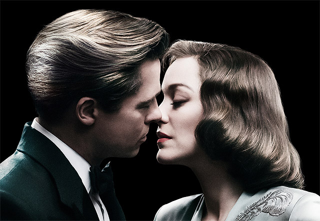 Allied, Directed by Robert Zemeckis, Marion Cotillard, Brad Pitt