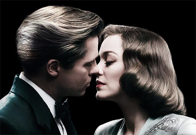 Allied, Directed by Robert Zemeckis, Marion Cotillard, Brad Pitt