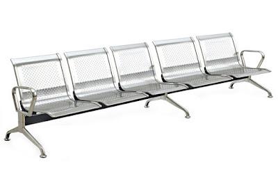Ghế băng chờ sân bay, bệnh viện, bến xe
