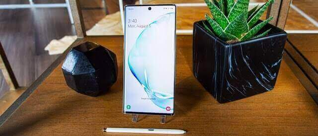 samsung galaxy note 10 release date 2019