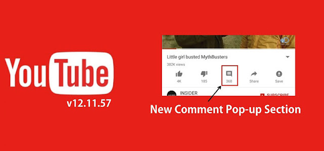 YouTube, Android App Got the New Design Changes: Checkout the Preview Below