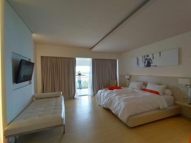 Kamar Sea View Harris Resort Barelang