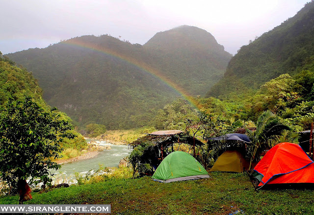 Mt. Daraitan campsite