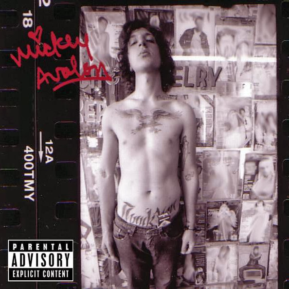 Mickey Avalon - Mickey Avalon (Bonus Track Version) Cover