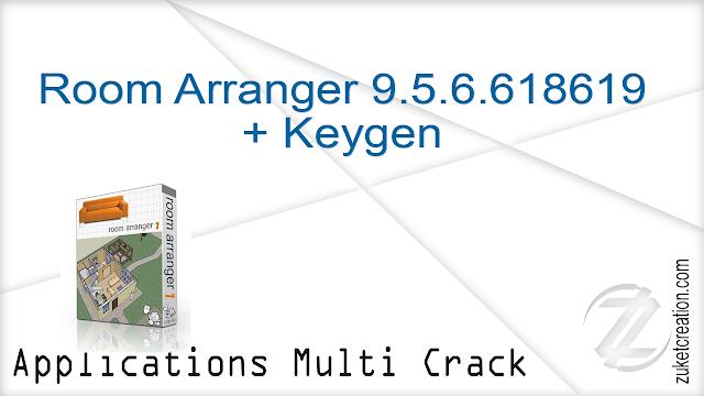 Room Arranger 9.5.6.618619 + Keygen