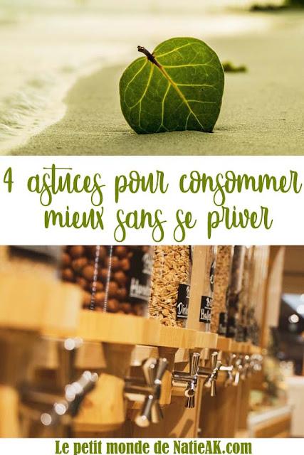consommer mieux pour vivre mieux