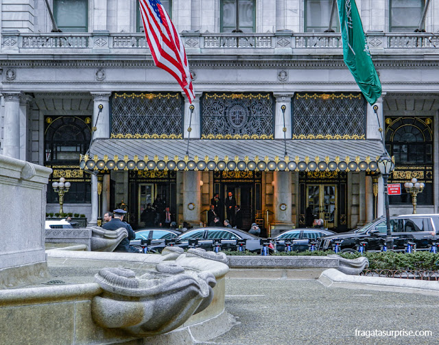 Plaza Hotel, Nova York