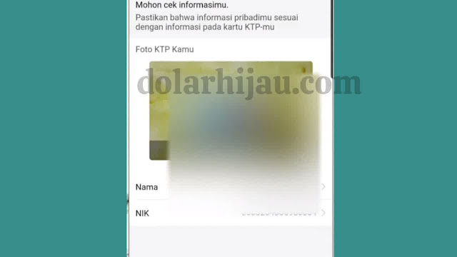 verifikasi identitas shopee paylater