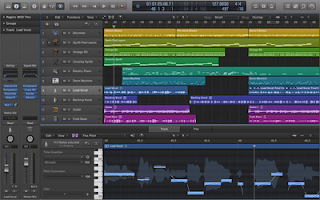 Software Musik PC (Logic Pro) Terbaik Untuk Rekaman