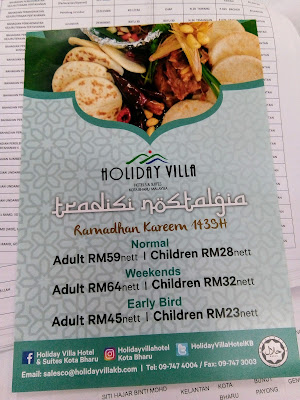 Holiday villa hotel & Suites kota Bharu Kelantan