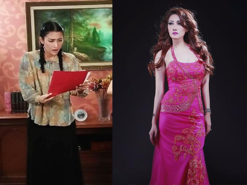 Asri Handayani - Pembantu Rumah Tangga di Sinetron Surga 2 dipaksa majikan