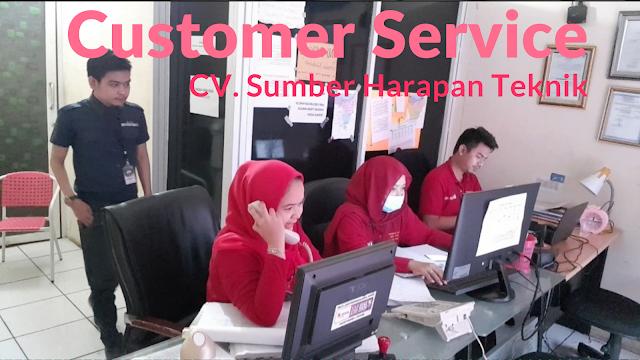 Customer Service AC Central Jakarta