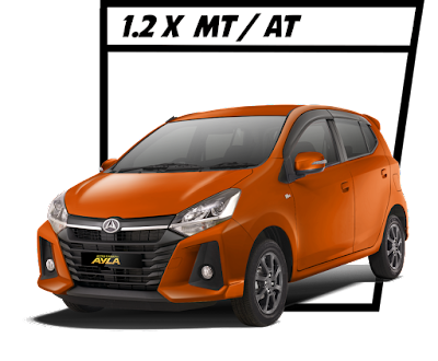Daihatsu New Ayla 1.2 X