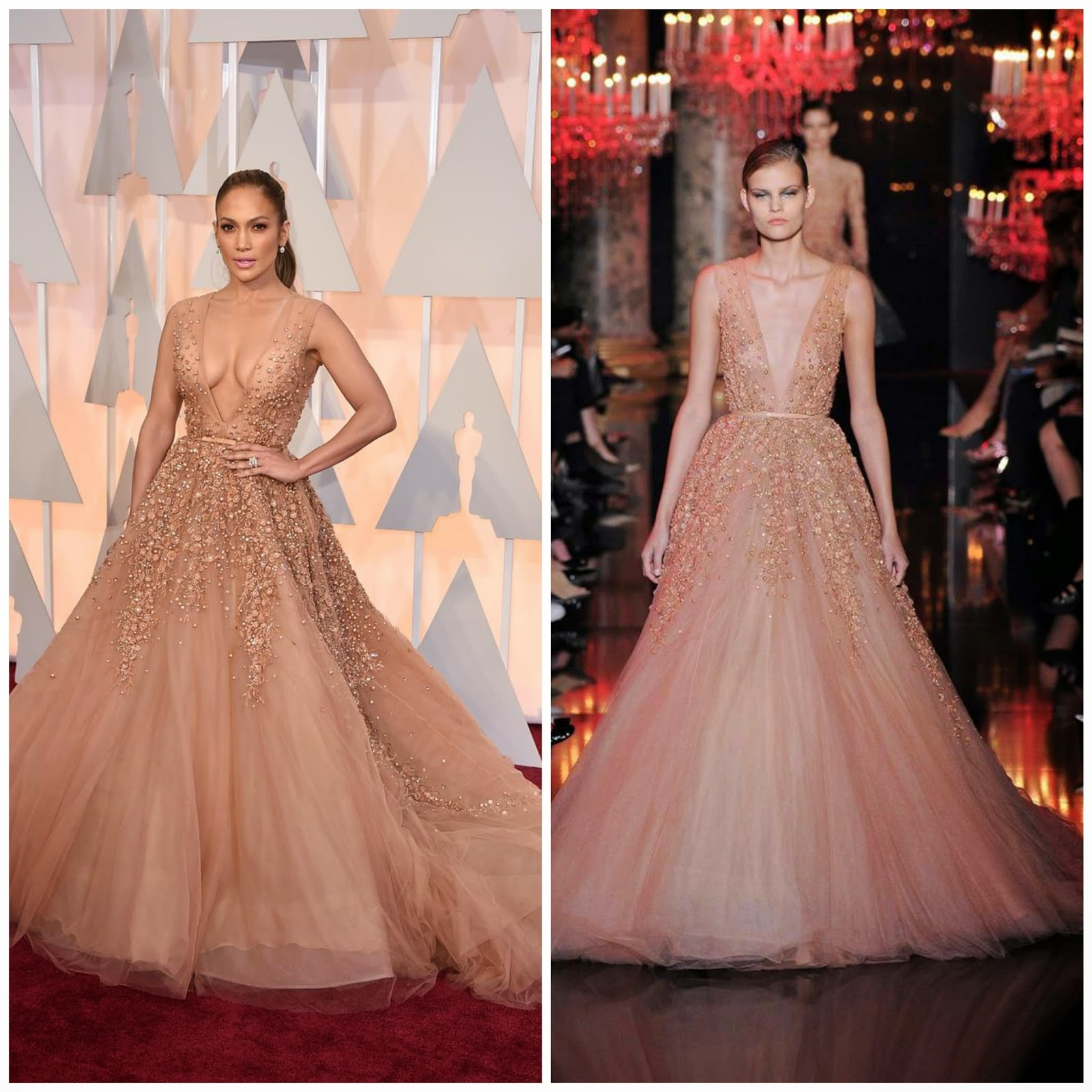 Who wore what 87th annual academy awards jennifer for Haute shut me down