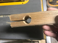 Slot in place