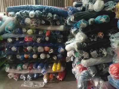 Kinh doanh vải kí