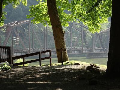 DSC02794 - Traveling West Virginia - Hawks Nest - New River Gorge Trail