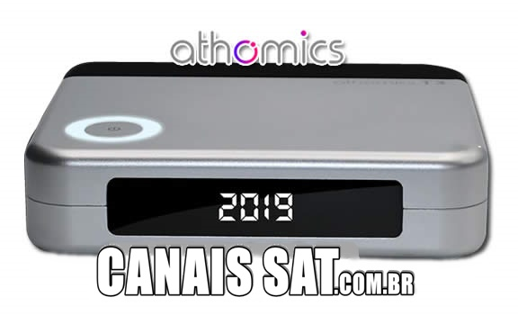 Athomics T3 Atualização V1.3.2 - 10/02/2021