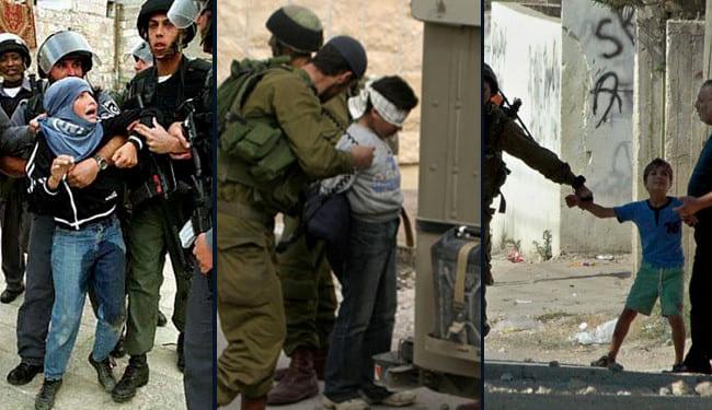 Kisah Pilu Anak-anak Palestina yang Dipenjara Israel