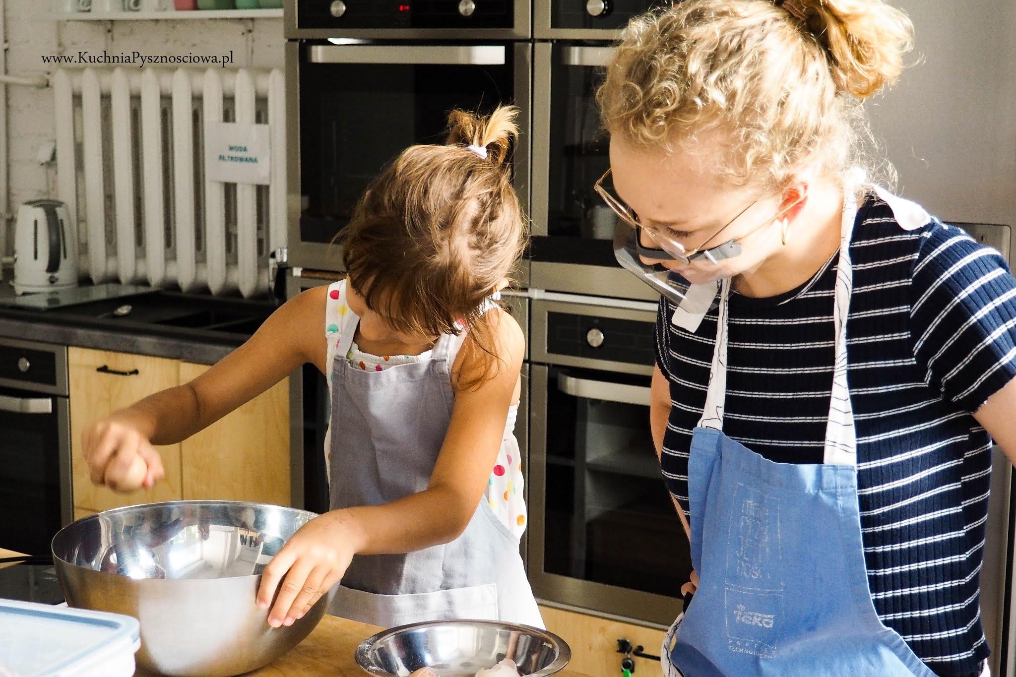 kursy kulinarne dla dzieci
