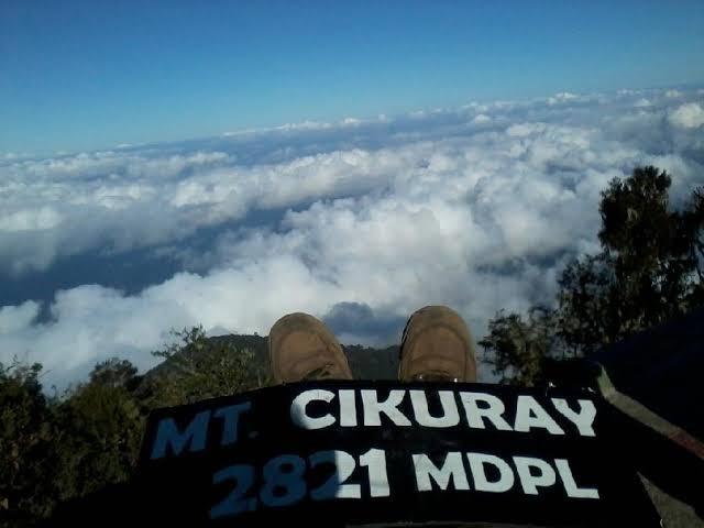 Perjalanan Mistis Jalur Pendakian Mt. Cikuray Via Kiara Janggot