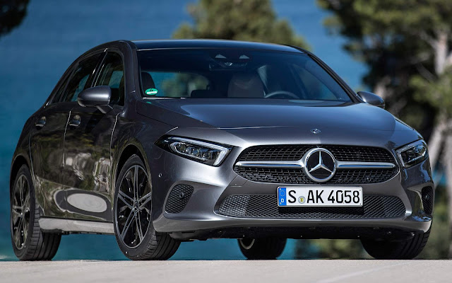 Mercedes-Benz Classe A x VW Golf 8