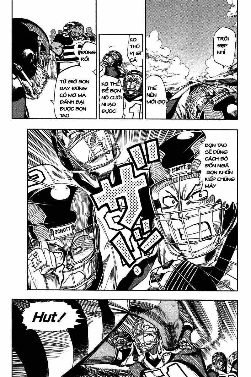 Eyeshield 21 chapter 42 trang 15