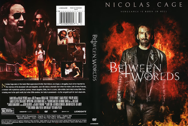 Between Worlds DVD Cover