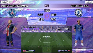 Download PES 2021 MOD FIFA 21 PPSSPP V7 With English commentary New realistic Face & Updated Transfer