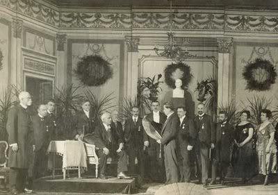 Benyo Tsonev, Ivan Vazov, Lyubomir Miletich