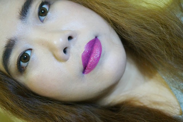 Burberry Liquid Lip Velvet in Brilliant Violet No. 45